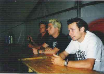 Green Day la Sziget Festival 11.08.1998