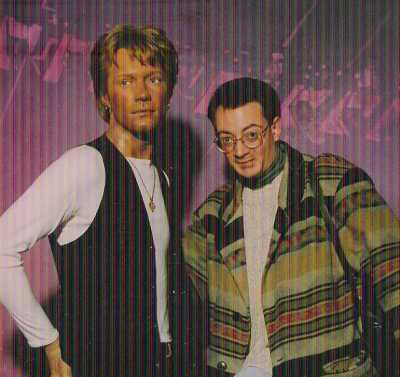 Manechinul Jon Bon Jovi la Madame Tussaud's Rock Circus