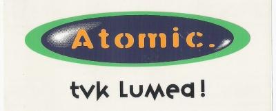 1999. Atomic TV k-lumea