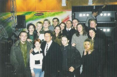 1999. Echipa Atomică