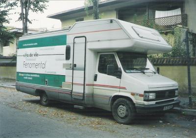 The VDV Van