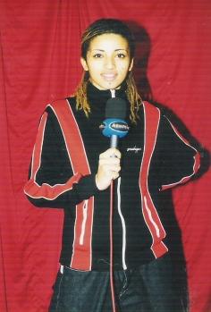 1999. VJ Michelle