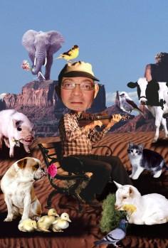 Iubesc animalele! Am şi lucrat cu ele ...când a fost nevoie de mine.