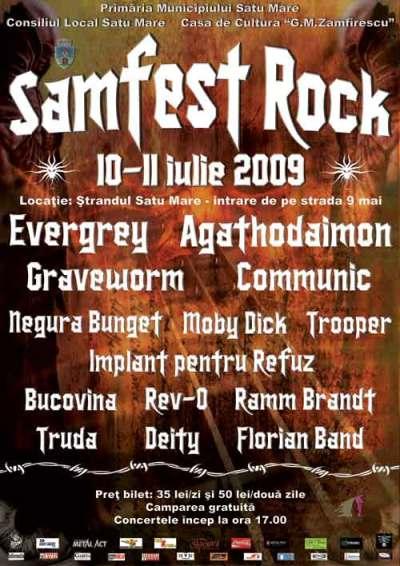 Samfest-2009 AFIS