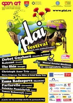 Alt Festival romanesc cu putini artisti autohtoni invitati!