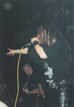 29 mai 1999. Andy. ALTAR