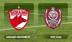Dinamo vs. CFR. 1 la 3
