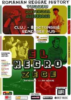 EL NEGRO ZECE TOUR