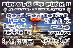 Summer of Punk 2009