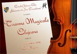 Toamna Muzicala Clujeană, ediţia 43