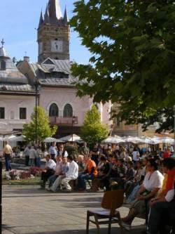 Festival la Baia Mare