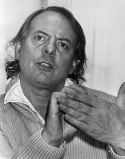 Karlheinz Stockhausen (1928 - 2007) (Photo credit AFP/Getty Images)