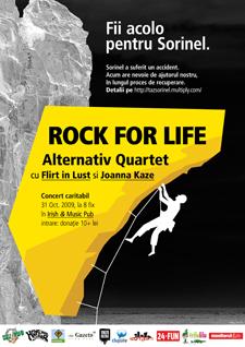 concert rock for Sorinel