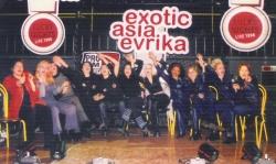 Turneul Lucky Strike. 2000. Exotic, ASIA, Evrika