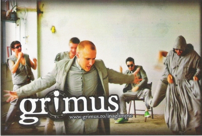 Biletul Grimus la concertul de lansare videoclip