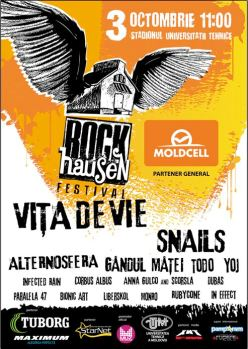 2009 Rockhausen WINGS Poster