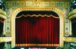 O scenă tipică de operă