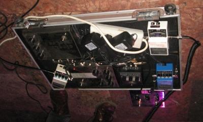 Guitar Pedal Effects. Van Cramp. 17.10.2009