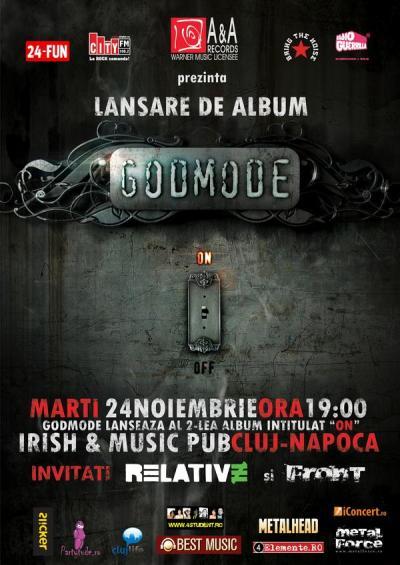 A new album. in Godmode