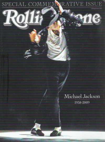 Rolling Stone l-a onorat pe Michael Jackson