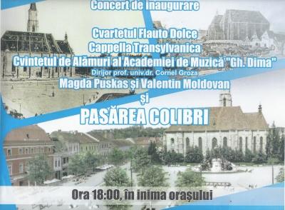 Pasărea Colibri vine la Cluj!