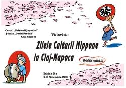Zilele Nipone la Cluj