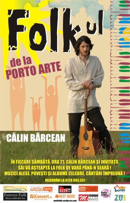 Calin Barcean FOLK Porto Arte VARA 2010