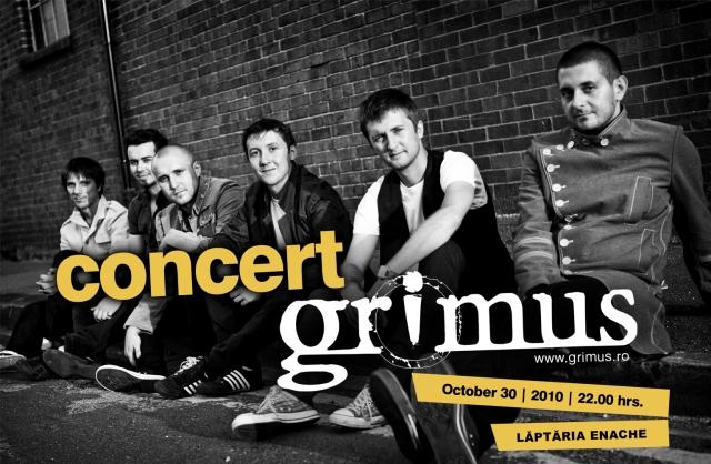 30.10 Grimus în Laptarie
