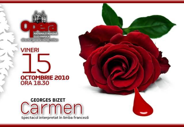 OPERA CLUJ. 15 Oct. Carmen