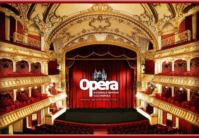 Opera Nationala Romana din Cluj