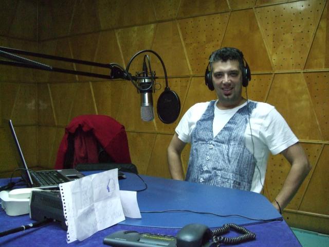Tudor Runcan la Cluj Radio