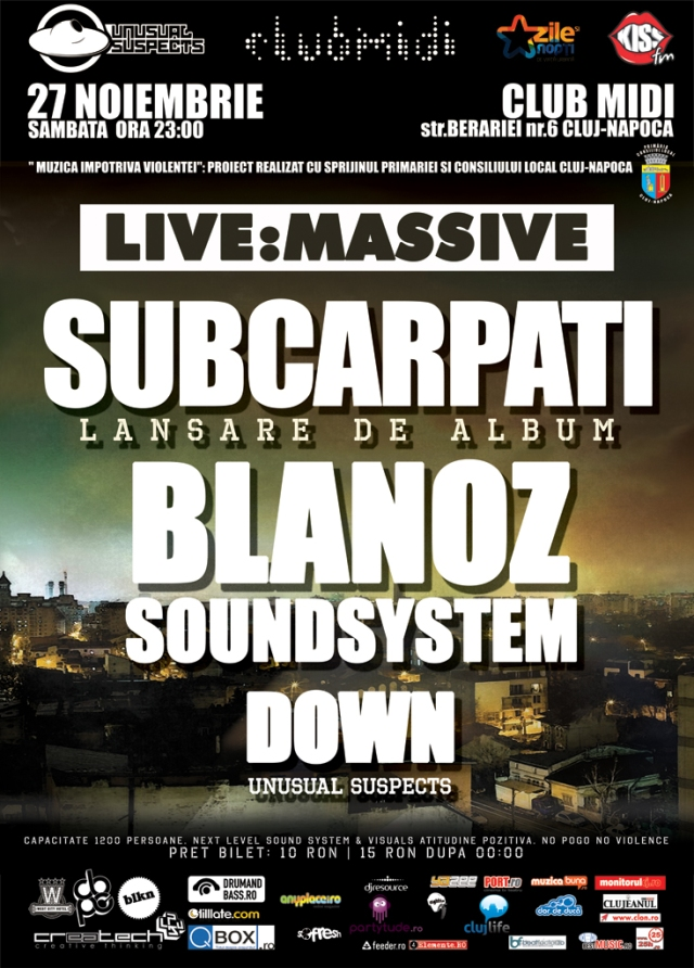 27.11 SUBCARPATI + BLANOZ la MIDI