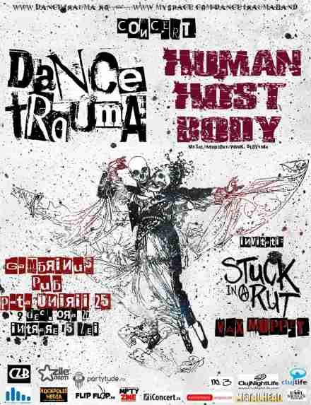 Dance Trauma