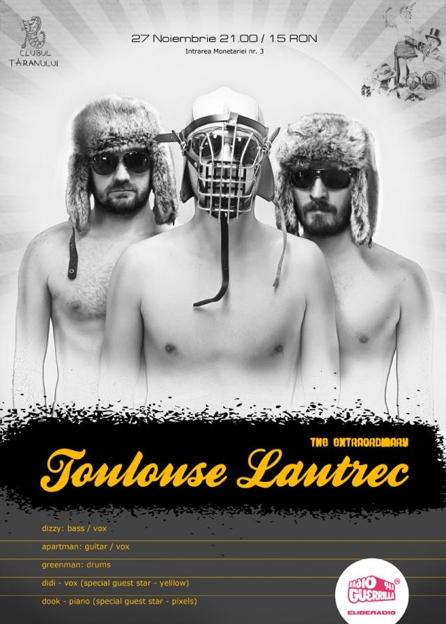Toulouse Lautrec la MTR