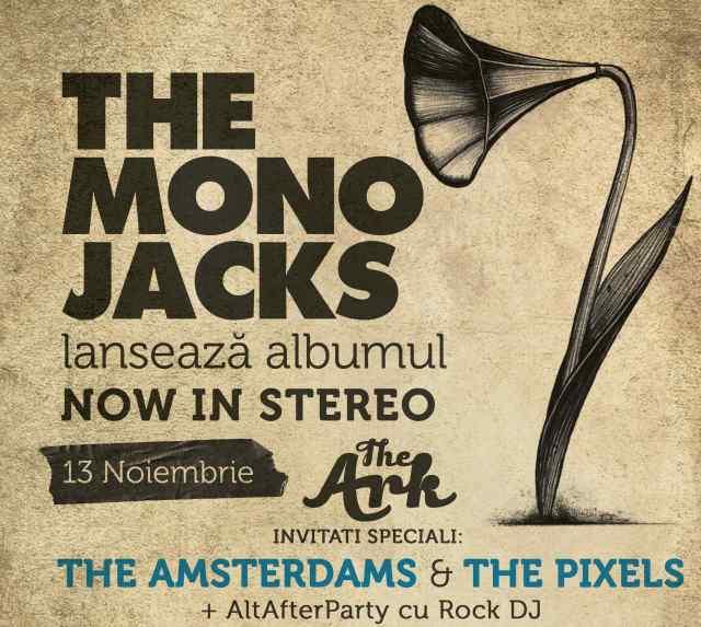 The Mono Jacks. Coperta Album